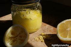 body scrubs, lemons, lemon zest, olive oils, hands