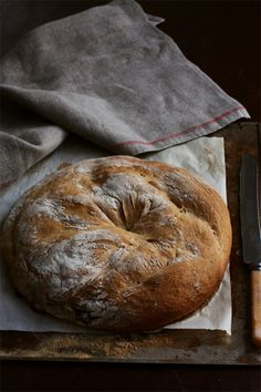 My Favorite = Bread. Now all that I need is some soup to make a bread bowl!