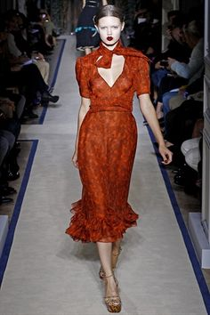 YSL Spring Fashion 2011