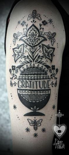 david hale  tattoos | Tattoo — David Hale on imgfave-Gratitude