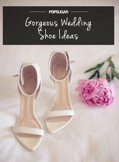 23 Gorgeous Ideas For Your Wedding Shoes