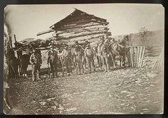 Kansas Pioneers Near Lawrence, 1856. Looking for Kansas
