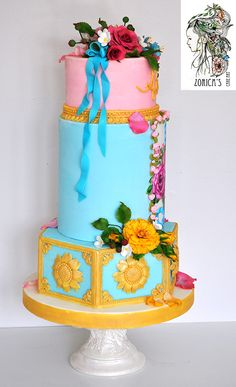 Zorica Cake Art : Cakes Well Decorated on Pinterest