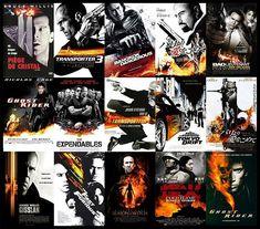 13 Popular Movie Poster Cliches | Bored Panda