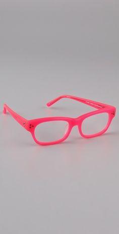 Neon Pink Specs Soooo Meeee!!!