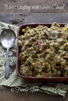 Moist Stuffing with