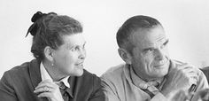 Charles and Ray Eames background on HermanMiller.com