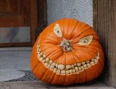 20 Unique Pumpkin Ideas,,, fun!!