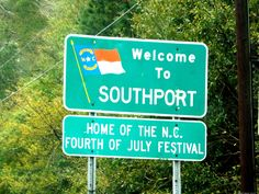Southport, NC 4th of July Festival!....Cannot wait to spend the 4th next week with my mommy:)