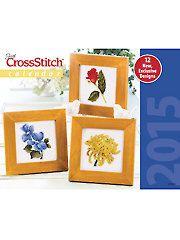 Just Cross-Stitch Calendar 2015