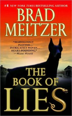 First book I ever read by Brad Meltzer, but not the last. Loved the twist & turns & fast pace of this book. I always recommend this book to anyone who has never read him before.