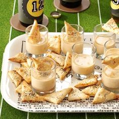 Beer-Cheese Appetizers Recipe | Taste of Home Recipes