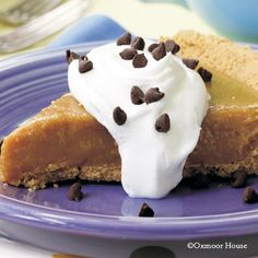 Gooseberry Patch Recipes: Unbelievable Caramel Pie. Two ingredients are all it takes to create this sinfully rich pie - right in your slow cooker!