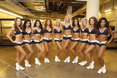 Pro Cheerleader Heaven's 2nd Annual NBA Cheer Squad Power Rankings