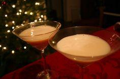 Buttery nipple martini.