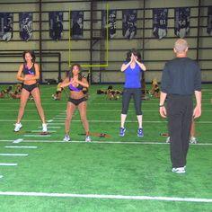 The NFL Cheerleader Workout
