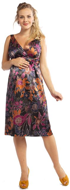 Florentine Maternity Dress by Ripe | Maternity Clothes    available at www.duematernity.com