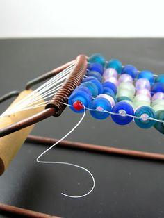loom beading tutorial