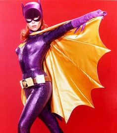 Metallic Pink Catsuit worn By Yvonne Craig. Buy your Catsuit for dance from DCUK Dance Clothes.