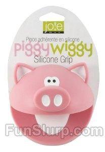 Piggy Wiggy Oven Grip