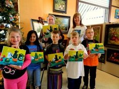 Local Color Art Gallery is an art collective with over sixteen artists exhibiting.  Stroll in any day to meet one of the artists.  They host events and master classes throughout the year, and kid's classes on Saturdays.