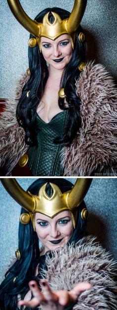 Lady Loki | Phat-Con 2014 #cosplay