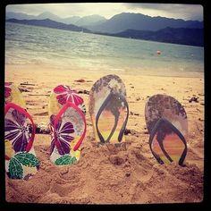 sand, hawaii aloha, hawaii idea, summer, flipflop, flip flop
