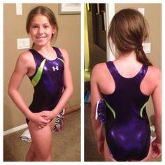 Under Armour Gymnastics Leotards for Girls