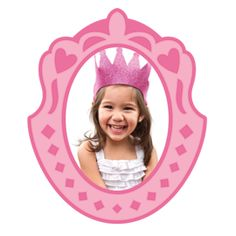 Free SVG File – 04.20.13 – Princess Frame