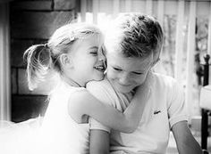 brother & sister <3
