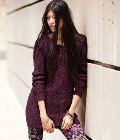 sweater, $24.95