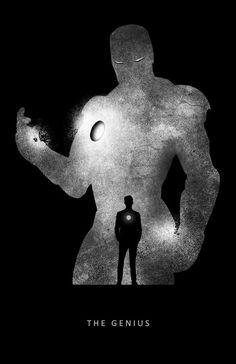 The Genius - Iron Man