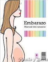 """Libro """"Embarazo: Manual del usuario"""" CC: @Letobebe"""