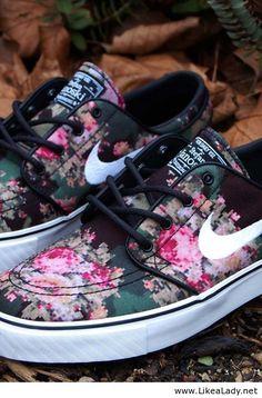 Girly Nikes