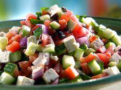 Shepherd's Salad Recipe : Sunny Anderson : Food Network - FoodNetwork.com