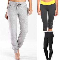 Affordable Workout Pants!