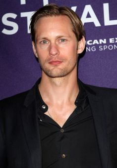 Hottie of the Day - Alexander Skarsgard