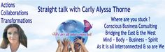 Living with Purpose | Carly Alyssa Thorne, Carly A Thorne, Conscious Business