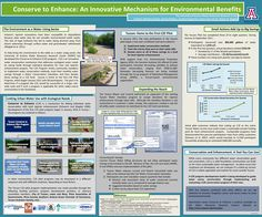 GPSC Student Showcase 2011: Conserve to Enhance: An Innovative Mechanism for Environmental Benefits