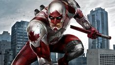 Captain Canuck by uncannyknack.deviantart.com on @deviantART