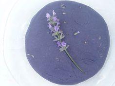 Lavender Playdough  #playdough