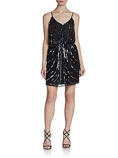 Sienna Sequined Dress