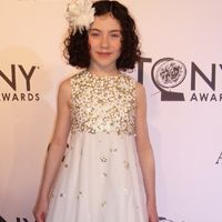Lilla Crawford, who will play Annie in the Broadway revival directed by James Lapine, made a special appearance at this year's Tonys. For more on the show see http://allticketsinc.me/2012/06/29/