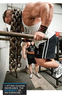 Bodybuilding.com - Chain Gang: How And Why To Train With Chains