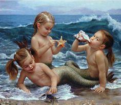 Mermaidlings                                                                                   #Mermaids