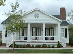 Lowry Place - Building Science Associates   Southern Living House Plans