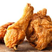 Frank's Southern Fried Chicken Recipe