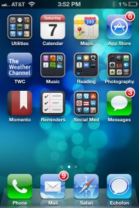 iPhone apps for moms via @ITSMoments