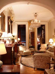 gorgeous living room  #home #decor #elegant