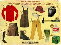 Blacksmith Shop 3